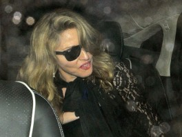 Madonna at the WE after party at the arts club in London - Update 1 (49)