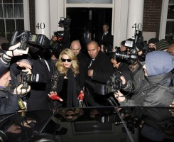 Madonna at the WE after party at the arts club in London - Update 1 (60)