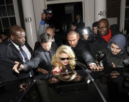 Madonna at the WE after party at the arts club in London - Update 1 (61)