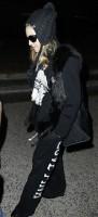 Madonna at LAX airport - January 12th 2012 (1)