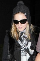 Madonna at LAX airport - January 12th 2012 - Update 02 (6)