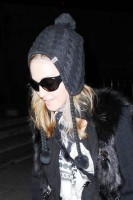Madonna at LAX airport - January 12th 2012 - Update 02 (7)