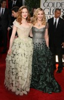 Madonna at the Golden Globes, Red Carpet - 15 January 2012 - Update 01 (91)