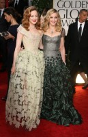 Madonna at the Golden Globes, Red Carpet - 15 January 2012 - Update 01 (92)