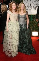 Madonna at the Golden Globes, Red Carpet - 15 January 2012 - Update 01 (93)