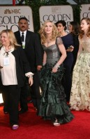Madonna at the Golden Globes, Red Carpet - 15 January 2012 - Update 01 (97)