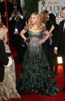 Madonna at the Golden Globes, Red Carpet - 15 January 2012 - Update 01 (99)