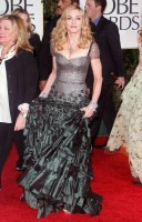 Madonna at the Golden Globes, Red Carpet - 15 January 2012 - Update 01 (4)