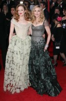 Madonna at the Golden Globes, Red Carpet - 15 January 2012 - Update 01 (9)
