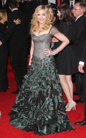 Madonna at the Golden Globes, Red Carpet - 15 January 2012 - Update 01 (13)