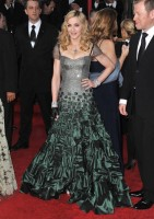 Madonna at the Golden Globes, Red Carpet - 15 January 2012 - Update 01 (21)