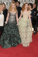 Madonna at the Golden Globes, Red Carpet - 15 January 2012 - Update 01 (28)