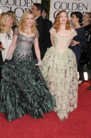 Madonna at the Golden Globes, Red Carpet - 15 January 2012 - Update 01 (29)
