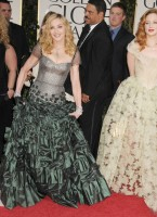 Madonna at the Golden Globes, Red Carpet - 15 January 2012 - Update 01 (30)