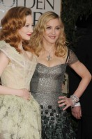 Madonna at the Golden Globes, Red Carpet - 15 January 2012 - Update 01 (36)