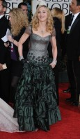 Madonna at the Golden Globes, Red Carpet - 15 January 2012 - Update 01 (45)