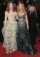 Madonna at the Golden Globes, Red Carpet - 15 January 2012 - Update 01 (50)