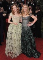 Madonna at the Golden Globes, Red Carpet - 15 January 2012 - Update 01 (52)