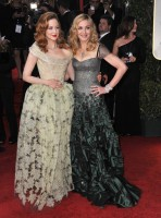 Madonna at the Golden Globes, Red Carpet - 15 January 2012 - Update 01 (54)