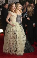 Madonna at the Golden Globes, Red Carpet - 15 January 2012 - Update 01 (59)
