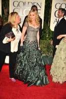 Madonna at the Golden Globes, Red Carpet - 15 January 2012 - Update 01 (62)