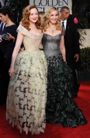 Madonna at the Golden Globes, Red Carpet - 15 January 2012 - Update 01 (65)