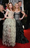 Madonna at the Golden Globes, Red Carpet - 15 January 2012 - Update 01 (67)