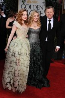 Madonna at the Golden Globes, Red Carpet - 15 January 2012 - Update 01 (69)
