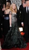 Madonna at the Golden Globes, Red Carpet - 15 January 2012 - Update 01 (73)