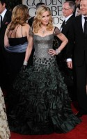 Madonna at the Golden Globes, Red Carpet - 15 January 2012 - Update 01 (74)