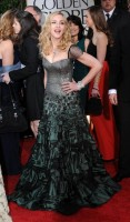 Madonna at the Golden Globes, Red Carpet - 15 January 2012 - Update 01 (75)