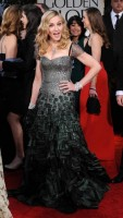 Madonna at the Golden Globes, Red Carpet - 15 January 2012 - Update 01 (76)