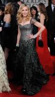 Madonna at the Golden Globes, Red Carpet - 15 January 2012 - Update 01 (77)