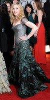 Madonna at the Golden Globes, Red Carpet - 15 January 2012 - Update 01 (78)