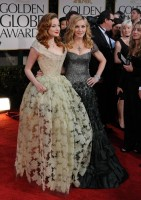 Madonna at the Golden Globes, Red Carpet - 15 January 2012 - Update 01 (79)