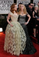 Madonna at the Golden Globes, Red Carpet - 15 January 2012 - Update 01 (80)
