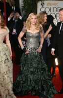 Madonna at the Golden Globes, Red Carpet - 15 January 2012 - Update 01 (85)
