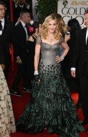 Madonna at the Golden Globes, Red Carpet - 15 January 2012 - Update 01 (86)