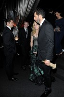 Madonna at the Golden Globes, Weinstein Company After Party, 15 January 2012  (1)