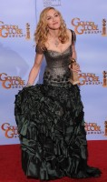 Madonna at the Golden Globes Press Room, 15 January 2012 - Update 01 (3)