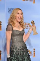 Madonna at the Golden Globes Press Room, 15 January 2012 - Update 01 (6)