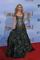 Madonna at the Golden Globes Press Room, 15 January 2012 - Update 01 (7)