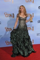 Madonna at the Golden Globes Press Room, 15 January 2012 - Update 01 (19)