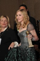 Madonna at the Golden Globes Press Room, 15 January 2012 - Update 01 (57)