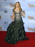 Madonna at the Golden Globes Press Room, 15 January 2012 - Update 01 (22)