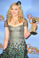 Madonna at the Golden Globes Press Room, 15 January 2012 - Update 01 (37)