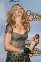 Madonna at the Golden Globes Press Room, 15 January 2012 - Update 01 (38)
