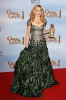 Madonna at the Golden Globes Press Room, 15 January 2012 - Update 01 (41)