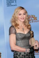 Madonna at the Golden Globes Press Room, 15 January 2012 - Update 01 (48)