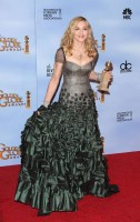 Madonna at the Golden Globes Press Room, 15 January 2012 - Update 01 (52)